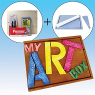 DIY Craft Kit: My Art Box