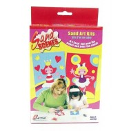 ACTIVA® Sand Scenes Art Kit, Girly Girls