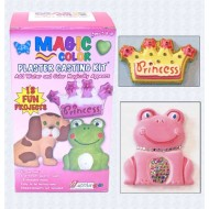 Activa® Magic Color™ Plaster Casting Kit - Girls