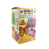 Activa® Magic Color™ Plaster Casting Kit - Camp