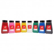 Sandtastik® Rainbow Sand Art Set; 8 pc Refillable Bottle Set