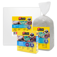 ACTIVA® CelluClay The Original Instant Paper Mache, Dries Gray