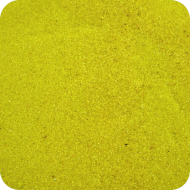 Sandtastik® Classic Colored Sand, Lime Yellow