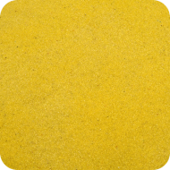Sandtastik® Classic Colored Sand, Yellow
