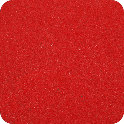 Sandtastik® Classic Colored Sand, Red