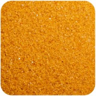 Floral Colored Sand - Burnt Ocher