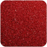 Floral Colored Sand - Dark Red