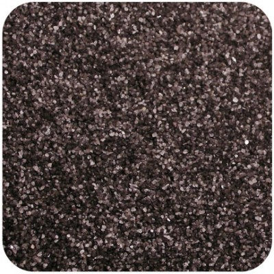 Sandtastik® Floral Colored Sand, Graphite