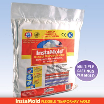 InstaMold Flexible Temporary Mold Compound