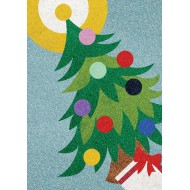 Sandtastik® Peel 'N Stick Sand Art Board #23 - Christmas Tree