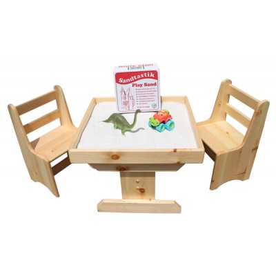 Sandtastik® Sand Activity Table & Chairs Set