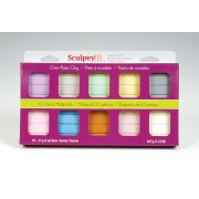 Sculpey® III - 12 Color  ..