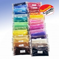Complete Classic Colored Sand Sampler 45 pc Set
